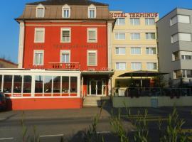 Hôtel Terminus, Porrentruy (Coeuve yakınında)