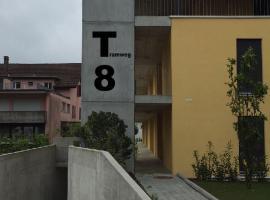 Hotel-T8, Aarau (Niedererlinsbach yakınında)