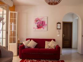 Margherita Guest House, Coreglia Ligure (Nær Lorsica)