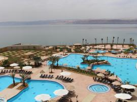 Grand East Hotel - Resort & Spa Dead Sea, Sowayma (Nær Mukāwir)
