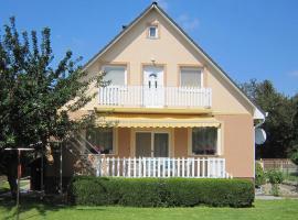 Fanni Guest House, Балатонвилагош (рядом с городом Balatonaliga)
