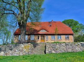 Gutshaus Jülchendorf, Jülchendorf (Weberin yakınında)