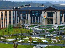 Hongwan Hotel, Pingshan (Wentang yakınında)