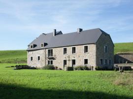 Holiday home Le Moulin de Vaulx, Stave