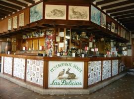 Venta Las Delicias, Villanueva del Rosario