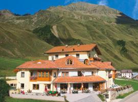Hotel Alpenjuwel, Melago