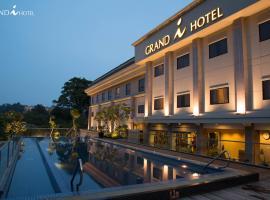 格蘭德一號酒店, 納柯亞