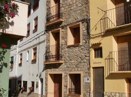 Casa Vista Alegre, Caudiel (Jérica yakınında)
