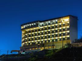 Hotel Lecadin, Карпенисион (рядом с городом Gorianádhes)
