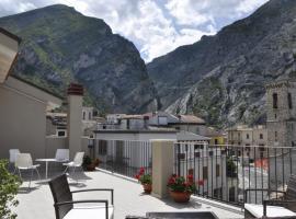 Da Oreste Affittacamere, Fara San Martino (Lama dei Peligni yakınında)
