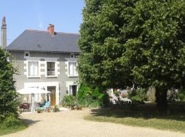 La Ferme du Temple, Nouâtre (рядом с городом Rilly-sur-Vienne)