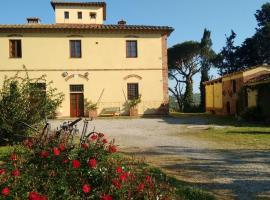 Agriturismo I Moricci, Peccioli (Molino Mazzetti yakınında)