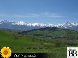 Il Girasole, Basciano (Villa Vomano yakınında)