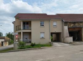L'appartement Du Bien être, Damblain (рядом с городом Bourg-Sainte-Marie)