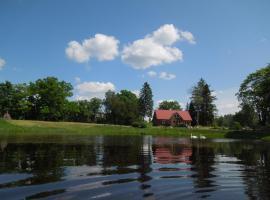 Hinni Talu Puhkemaja, Mõksi (Haanja yakınında)