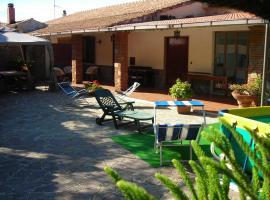 Villa Rosa, Perdifumo
