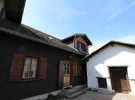 La Portaz, Rossinière (Les Sciernes d'Albeuve yakınında)