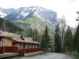 Jasper Gates Resort, Jasper (Brule Mines yakınında)
