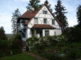 Das Alte Forsthaus, Geisenheim (Stephanshausen yakınında)