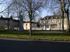 Château Mesny, Vic-sur-Seille (рядом с городом Gélucourt)