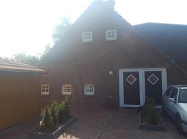 Haus Oltmanns, Quanens (Wittmund yakınında)