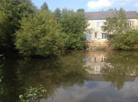 L'Ancien Pressoir, Pierrefitte-en-Cinglais (рядом с городом Rapilly)