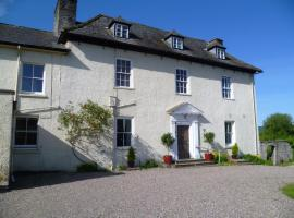 Aberllynfi House, Glasbury