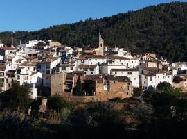 El Clot, Ahín (Eslida yakınında)
