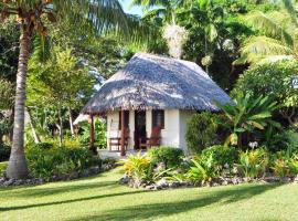 White Grass Ocean Resort & Spa, Tanna Island