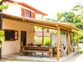 Vila Fruta-Pão, Caraíva (Corumbau yakınında)