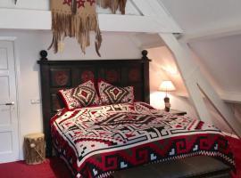 Rio Grande Luxury Western Rooms