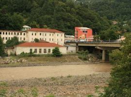 Hotel Keda, K'eda (рядом с городом Гобронети)