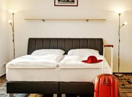 eFi Hotel, Brno