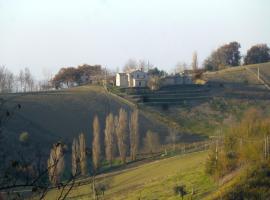 Locanda San Francesco, Montecarotto (Serra de' Conti yakınında)