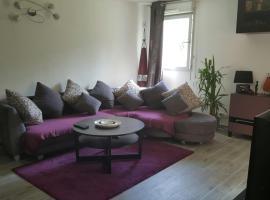 Cite Espace Apartment, Тулуза (рядом с городом Balma)