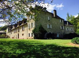 La Demeure du Comte, Salles-la-Source (рядом с городом Marcillac-Vallon)