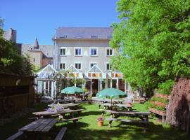 Hotel L'Aubrac, Laguiole (рядом с городом Curières)