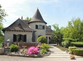 Chambres d'Hôtes Le Bois Trinquille, Saint-Viance (рядом с городом Варец)