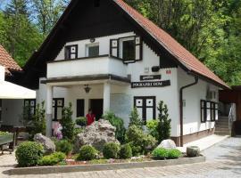 Hostel Pograjski dom