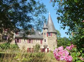 Chateau de Bellefond, Lagraulière