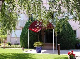 Hotel Le Jura, Divonne-les-Bains