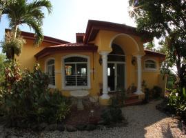 Villa Gullwing, Nosara (Río Seco yakınında)
