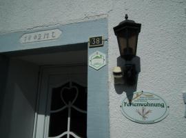 Ferienwohnung Theissen-Pauls, Burg-Reuland (Lascheid yakınında)