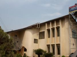 Elmeiz Place Guest House, Dansoman (рядом с городом Gbegbenshona)