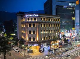 Hotel Doma Myeongdong, Séoul