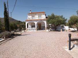Casa Fuente Largo, Hondón de los Frailes (Barbarroja yakınında)