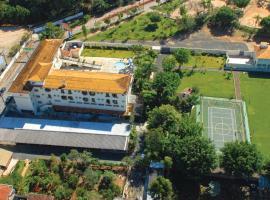 Hotel Parque Das Primaveras, Jacutinga (Espirito Santo Do Pinhal yakınında)