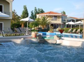 Imerti Resort Hotel, Skala Kallonis (рядом с городом Kalloni)