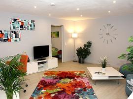 business + life apartment ferienwohnung, Ransbach-Baumbach
