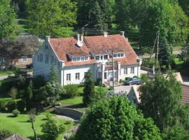 A.Ašmonienes Guest House, Smalininkai